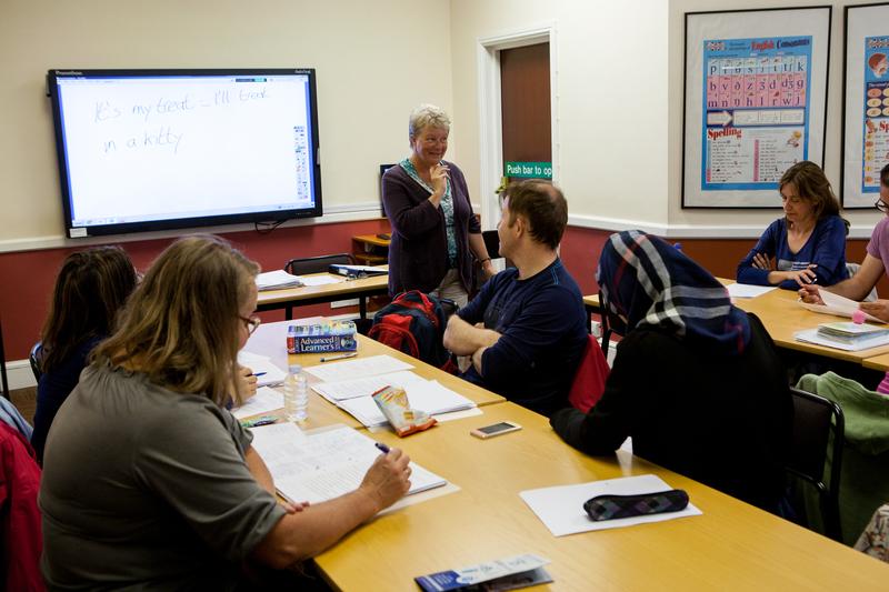 Séjour linguistique Angleterre, Scarborough - Anglolang Academy of English Scarborough - Leçon