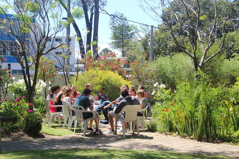 Séjour linguistique Australie, Perth - Phoenix Academy - Jardin