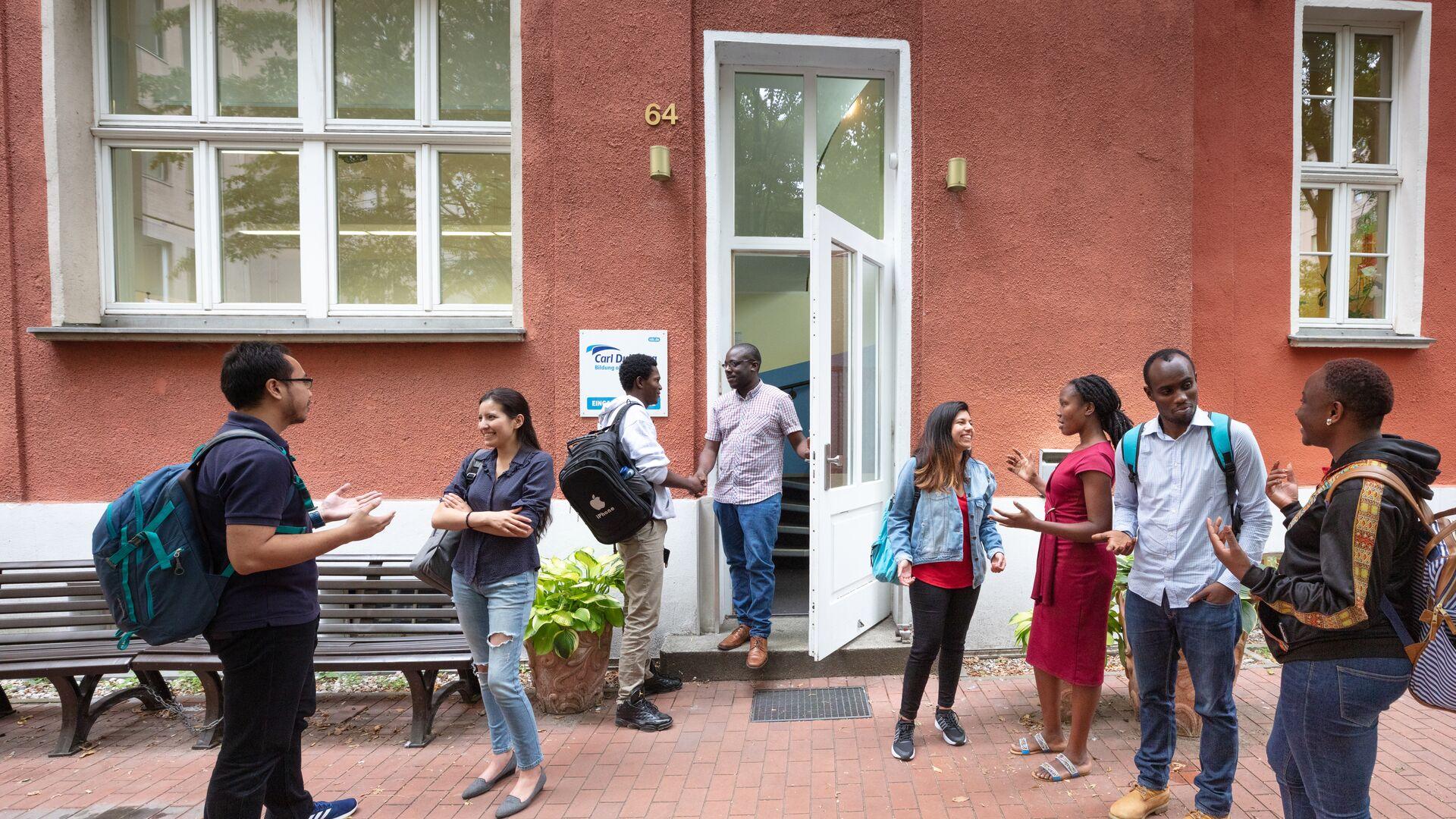 Sprachaufenthalt Deutschland, Berlin - Carlduisberg Centren Berlin - Schule