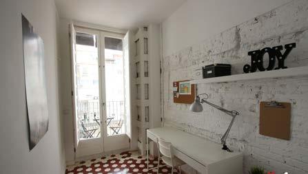 Sprachaufenthalt Spanien, Valencia - International House Valencia - Accommodation - Residenz Gran Via - Zimmer