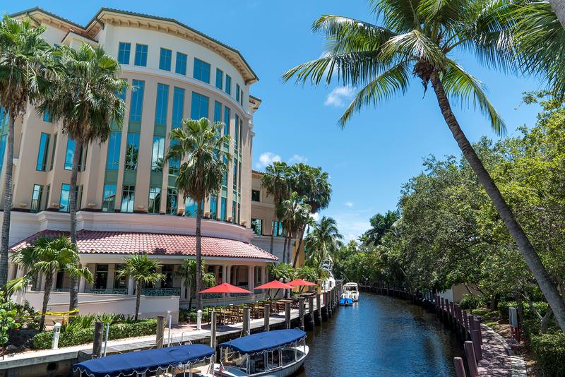 Séjour linguistique États-Unis, Fort Lauderdale - Canal