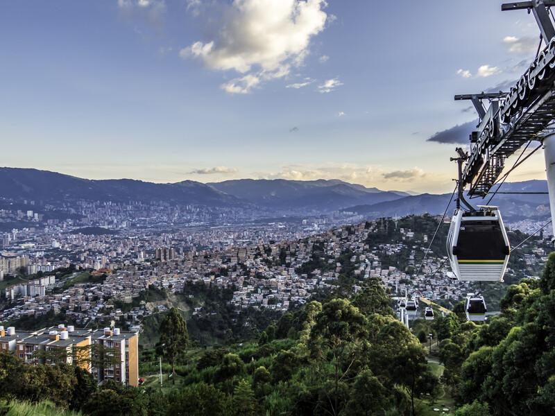 Séjour linguistique Colombie, Medellin