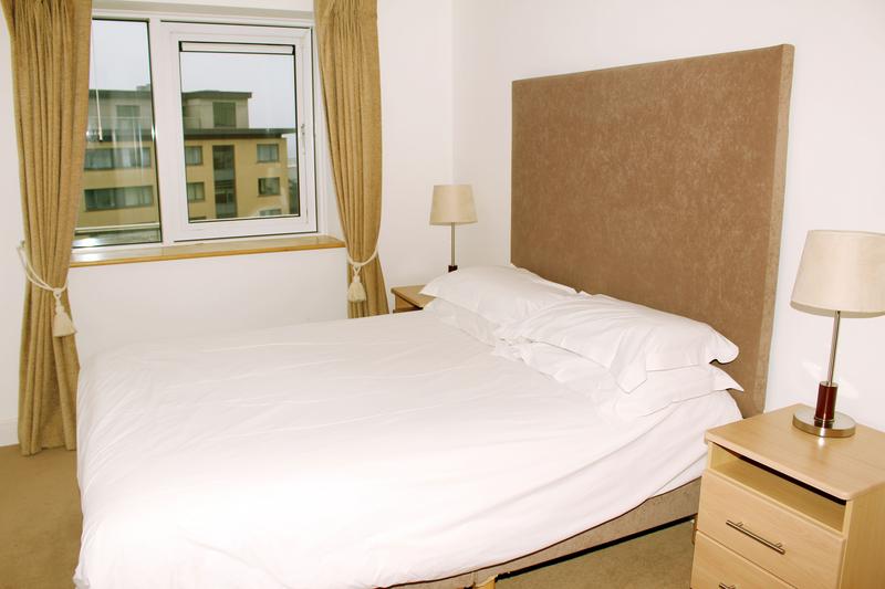 Sprachaufenthalt Irland, Galway - Atlantic Language School Galway - Accommodation - Apartment - Schlafzimmer