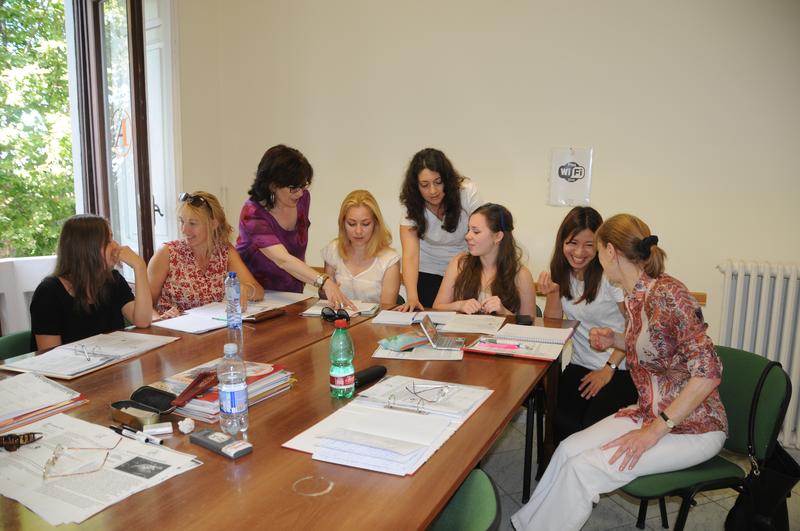 Sprachaufenthalt Italien, Salerno - Accademia Italiana - Lektionen