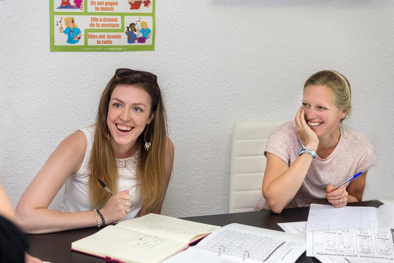 Sprachaufenthalt Frankreich, Morzine - Alpine French School Morzine - Lektionen