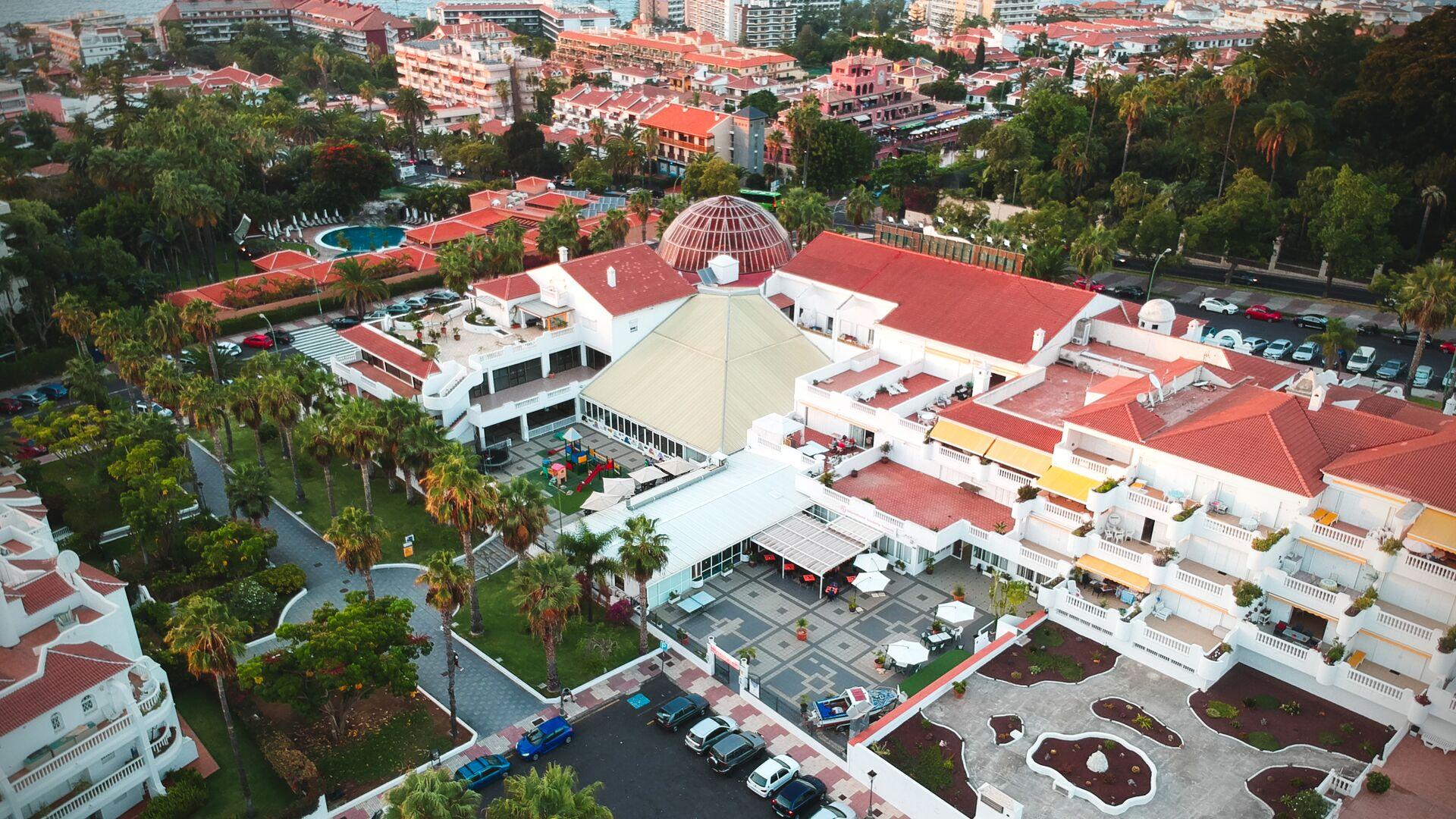 Sprachaufenthalt Spanien, Teneriffa - FU International Academy Tenerife - Schule