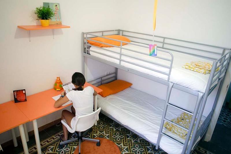 Sprachaufenthalt-Spanien, Cádiz - CLIC Cádiz - Accommodation - Residenz - Schlafzimmer