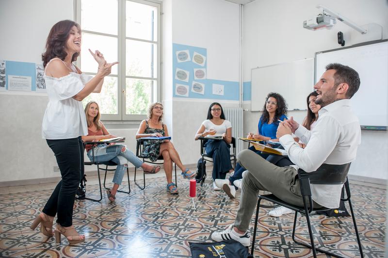 Sprachaufenthalt Italien, Rom - Dilit International House Roma - Lektionen