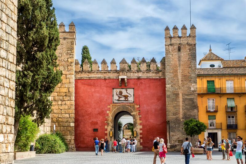 Séjour linguistique Espagne, Sevilla - Château
