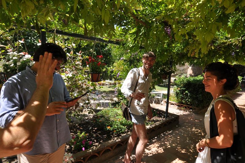 Sprachaufenthalt Italien, Taormina - Babilonia Taormina - Studenten