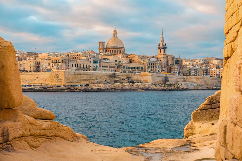 Séjour linguistique Malte, Sliema - Vieille ville