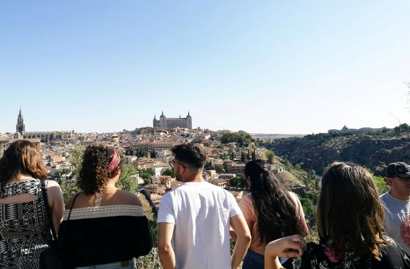Séjour linguistique Espagne, Madrid - Amis