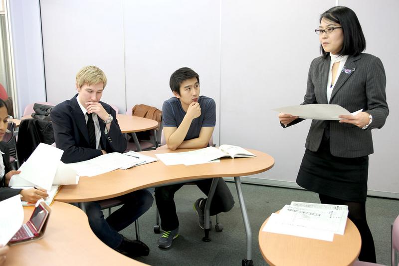 Sprachaufenthalt Japan, Tokyo - KAI - teacher