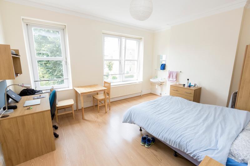Sprachaufenthalt England, Bristol - English Language Centre ELC - Accommodation - Residenz St. John's House - Zimmer