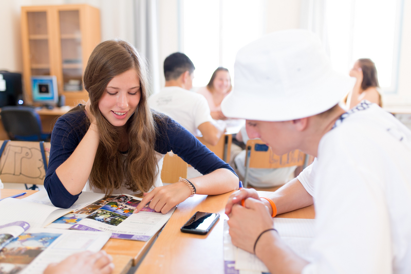 Séjour linguistique Zypern, Larnaca - English in Cyprus Summer Camp - Leçon