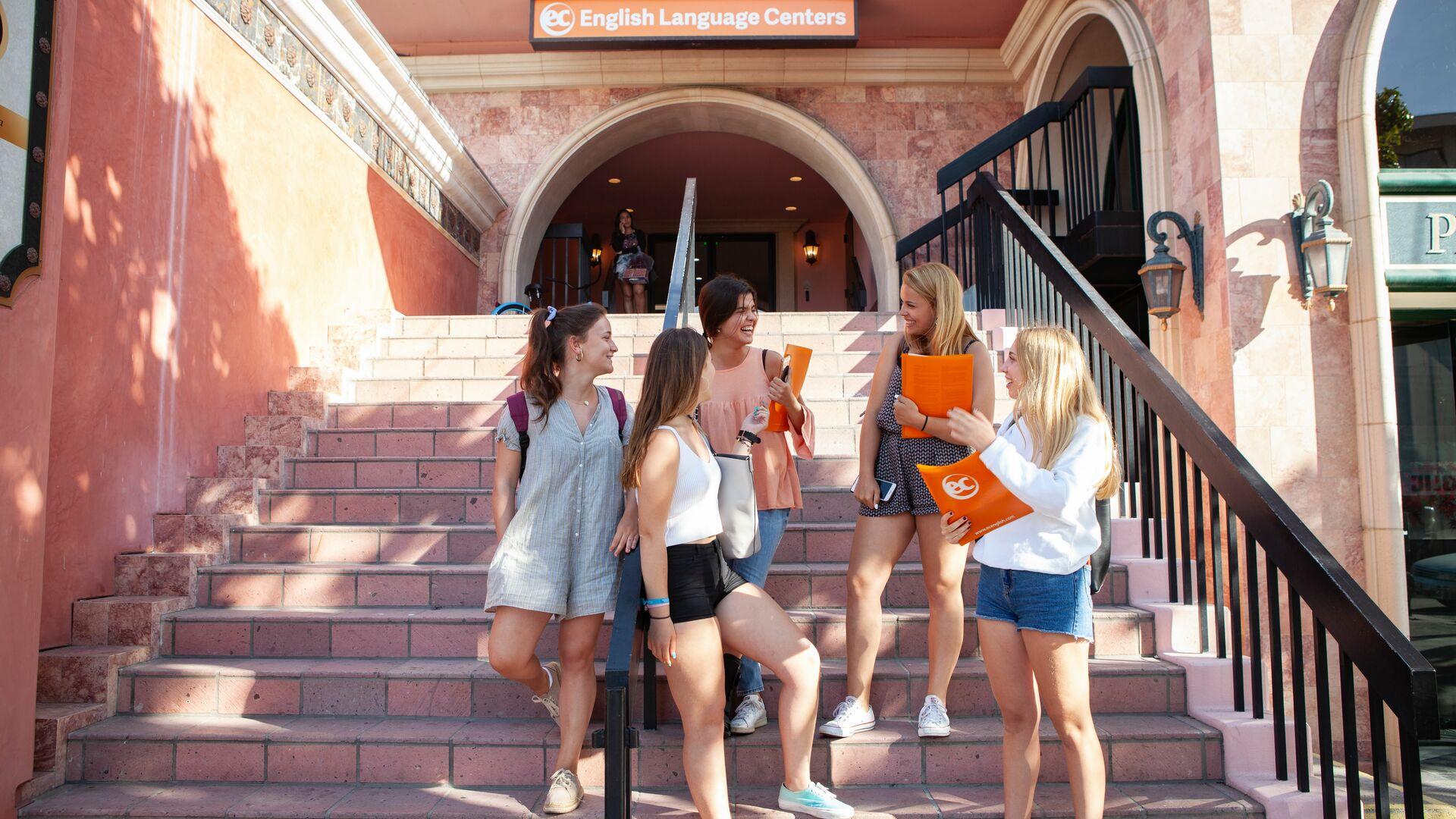 Séjour linguistique États-Unis, San Diego - EC - École