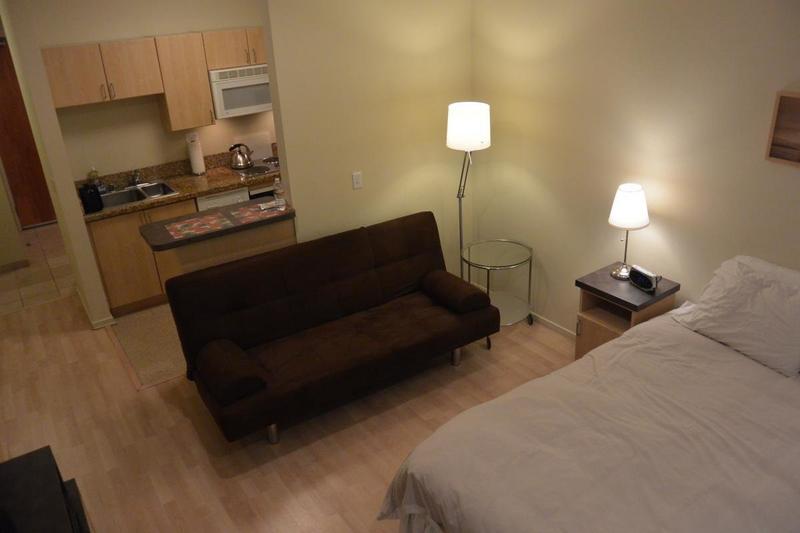 Séjour linguistique États-Unis, Santa Monica - CEL Santa Monica - Appartement Studio Premium - Chambre