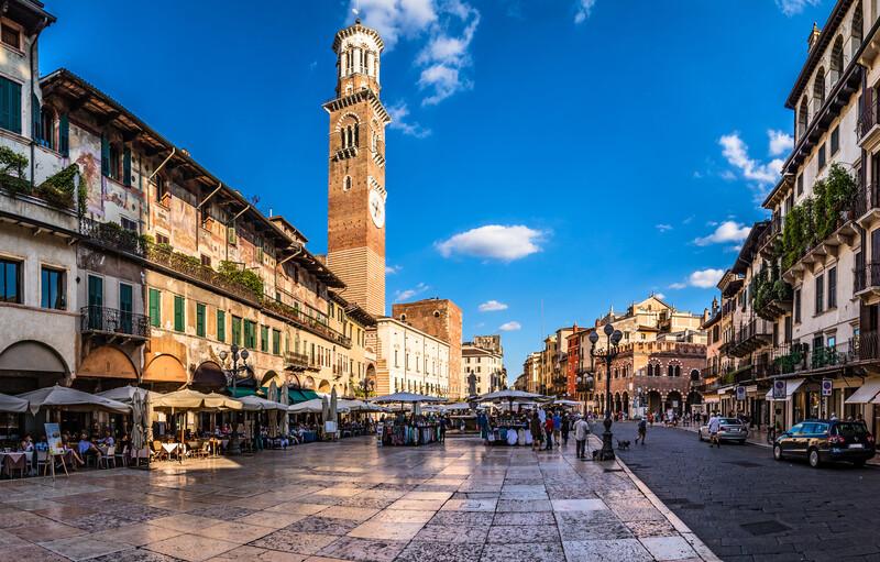 Séjour linguistique Italie, Verone