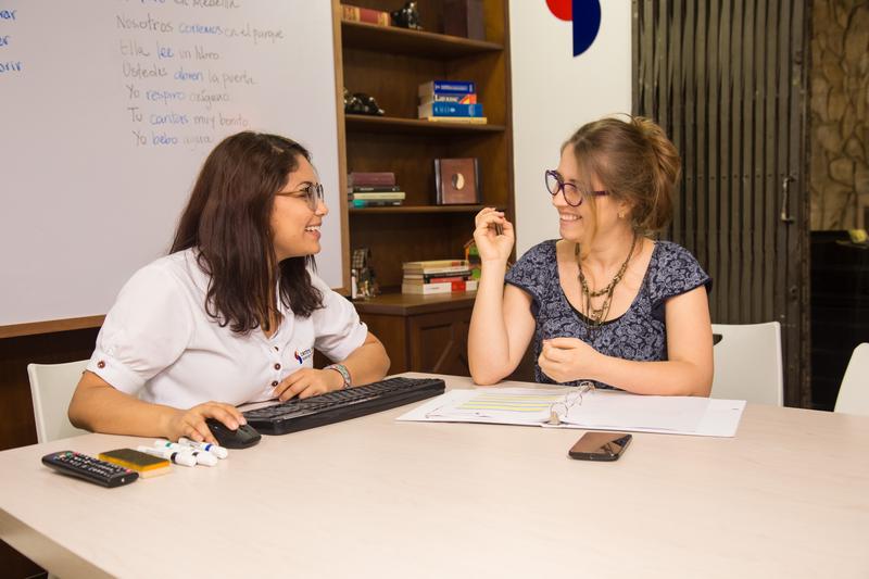 Séjour linguistique Colombie, Medellin - Centro Catalina Spanish School Medellín - Leçons