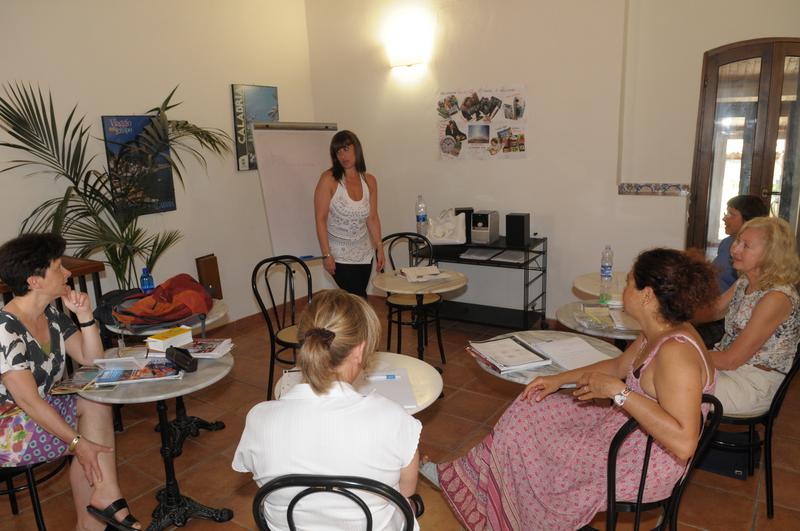 Séjour linguistique Italie, Tropea - Piccola Università Italiana Tropea - Leçons