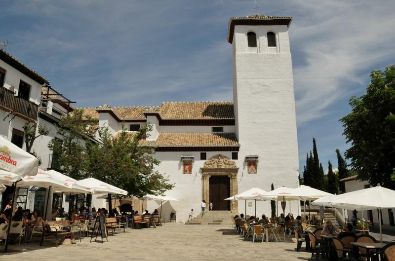 Sprachaufenthalt Spanien, Granada