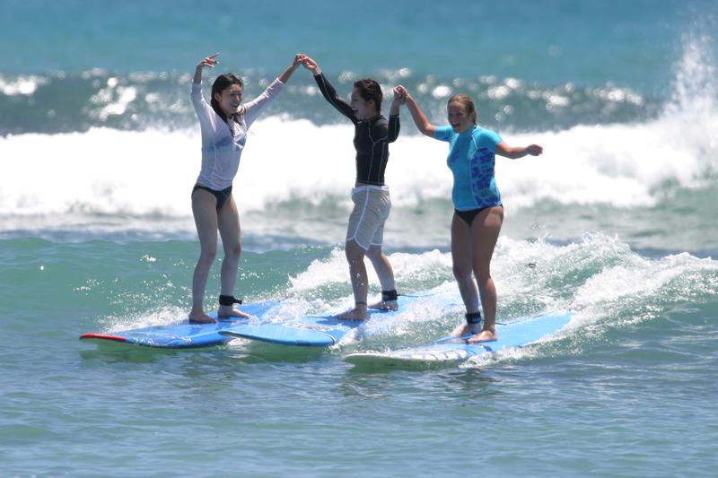 Sprachaufenthalt USA, Hawaii - Honolulu - Global Village Hawaii - Surfen