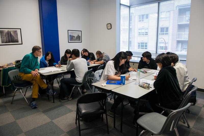 Sprachaufenthalt Kanada, Vancouver - International House Vancouver - Lektionen