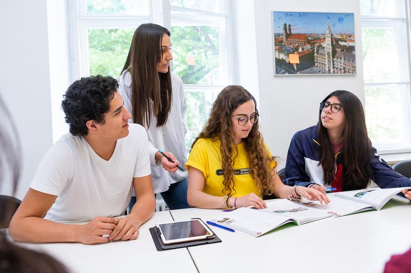 Séjour linguistique Allemagne, München - BWS Germanlingua Munich - Leçon