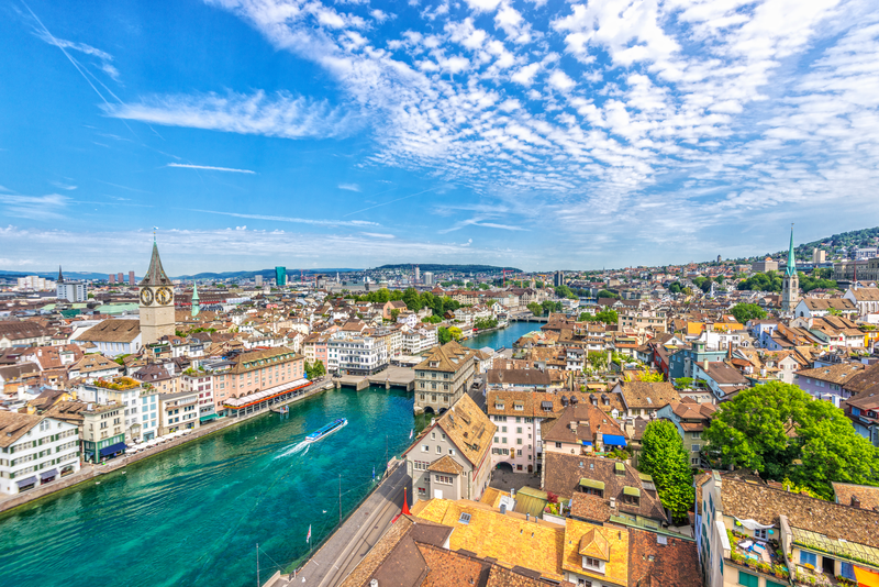 Sprachaufenthalt Schweiz, Zürich