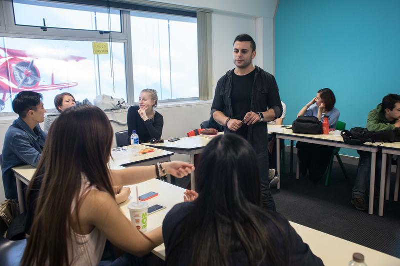 Séjour linguistique Australie, Brisbane - Langports Brisbane - Leçon