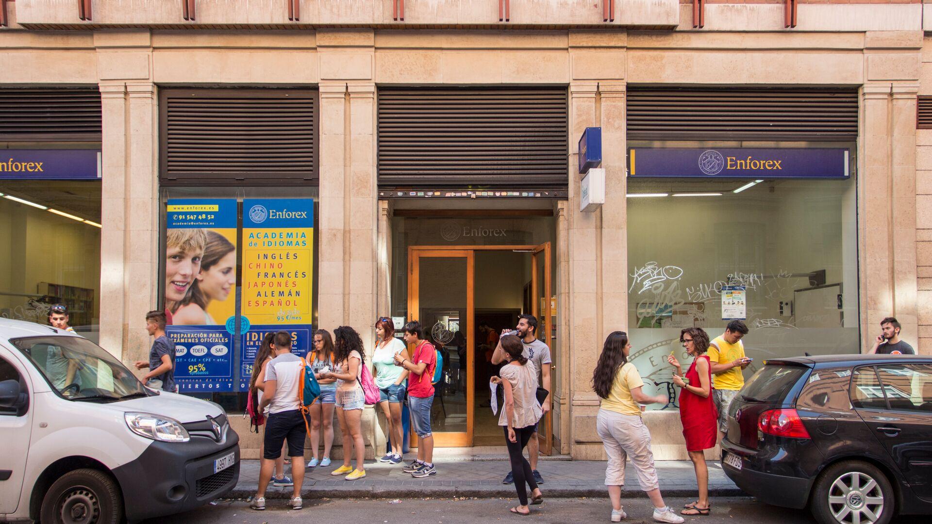 Sprachaufenthalt Spanien, Madrid - Enforex Madrid - Schule