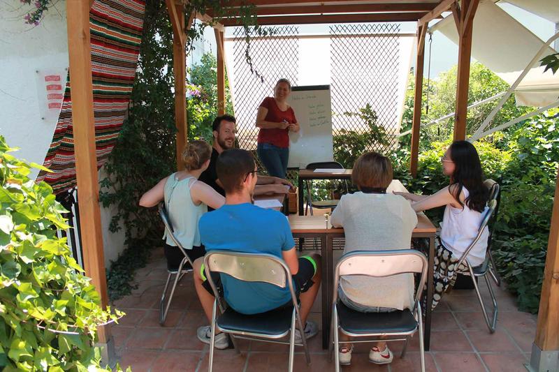 Séjour linguistique Espagne, Granada - Castila Granada - Leçon