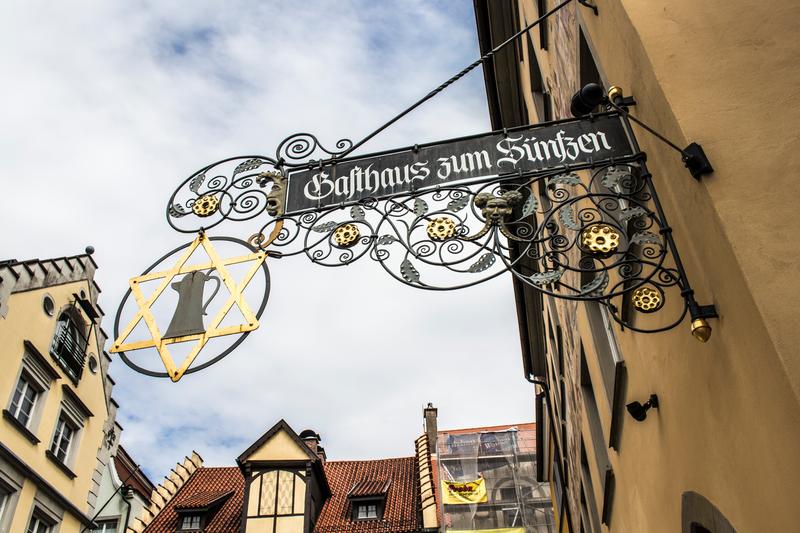 Sprachaufenthalt Deutschland, Lindau im Bodensee - Gasthaus