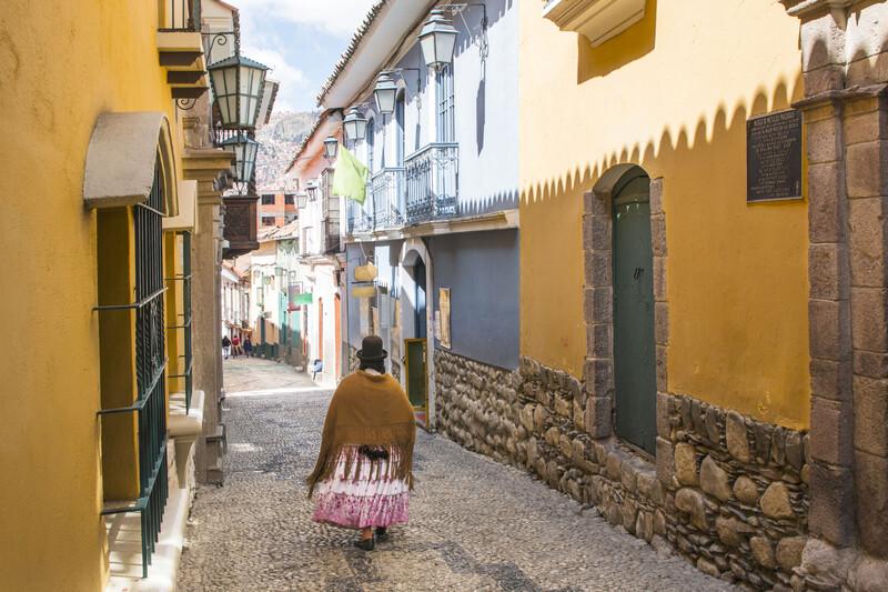 Séjour linguistique Bolivie, Jaen Street