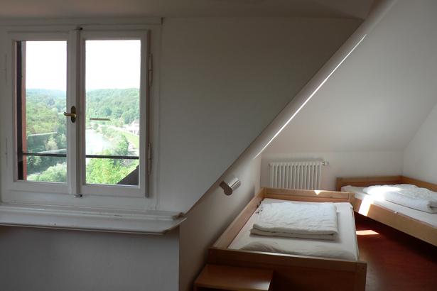 Sprachaufenthalt Deutschland, München - GLS Munich Castle - Accommodation - Residenz - Schlafzimmer