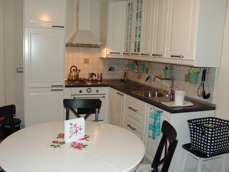 Sprachaufenthalt Italien - Triest - Piccola Univers Itàitaliana Trieste - Accommodation - Shared Apartment - Küche