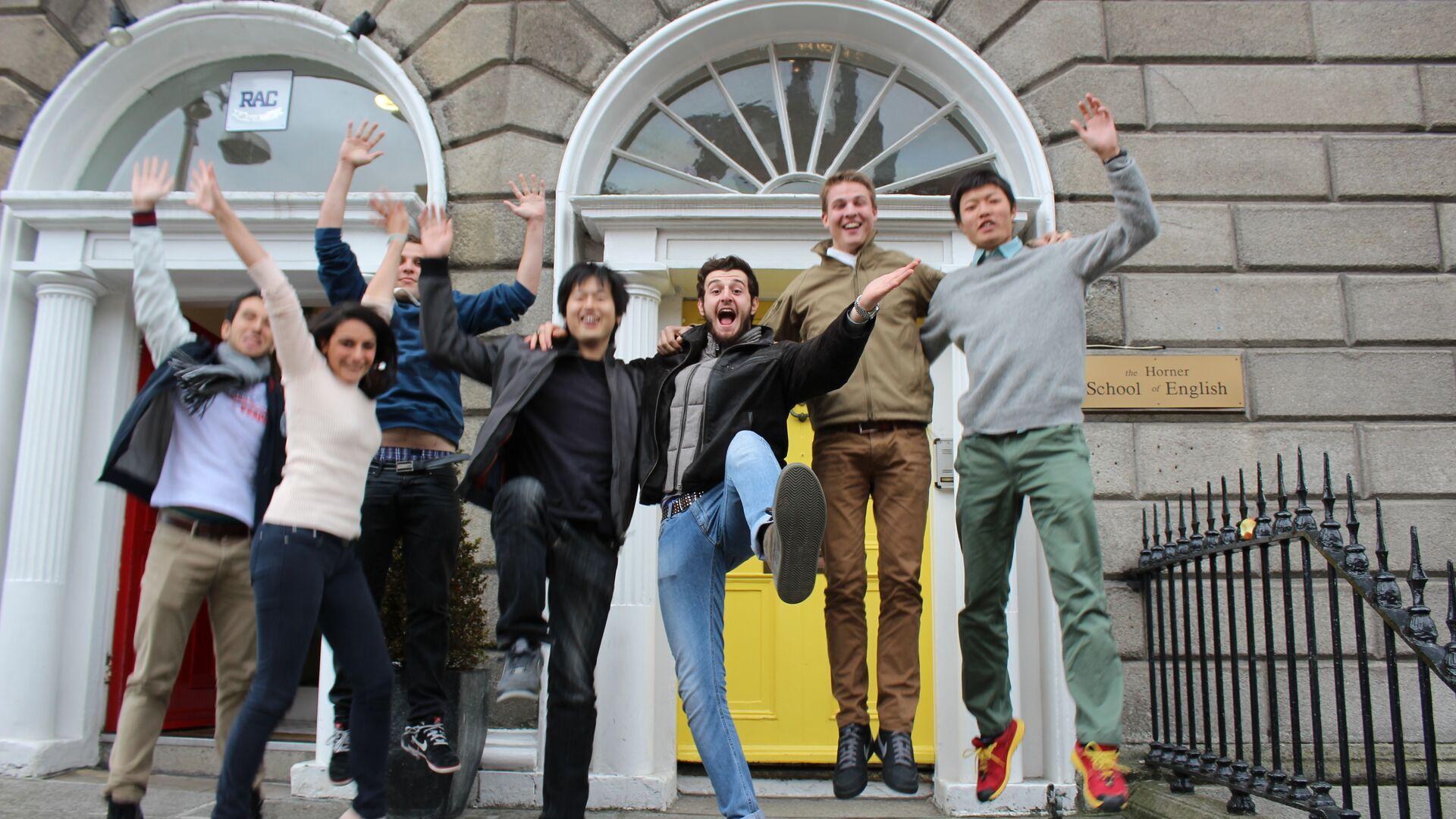 Séjour linguistique Irlande, Dublin - The Horner School Dublin - École
