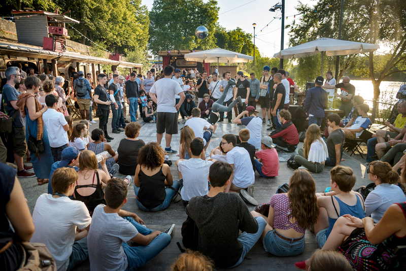 Sprachaufenthalt Frankreich, Tours - Bar