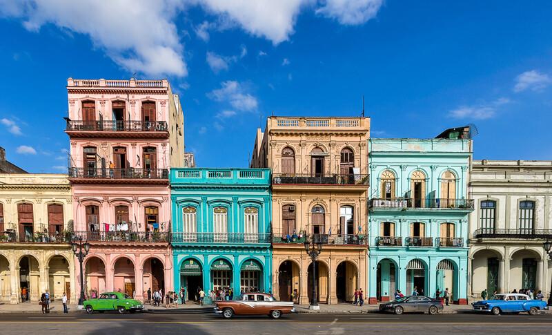 Sprachaufenthalt Kuba, Havanna - Street