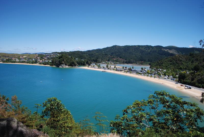 Sprachaufenthalt Neuseeland, Nelson - Strand