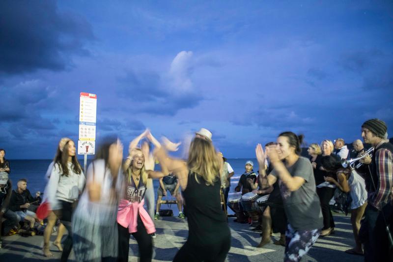 Séjour linguistique Australie, Byron Bay - Party