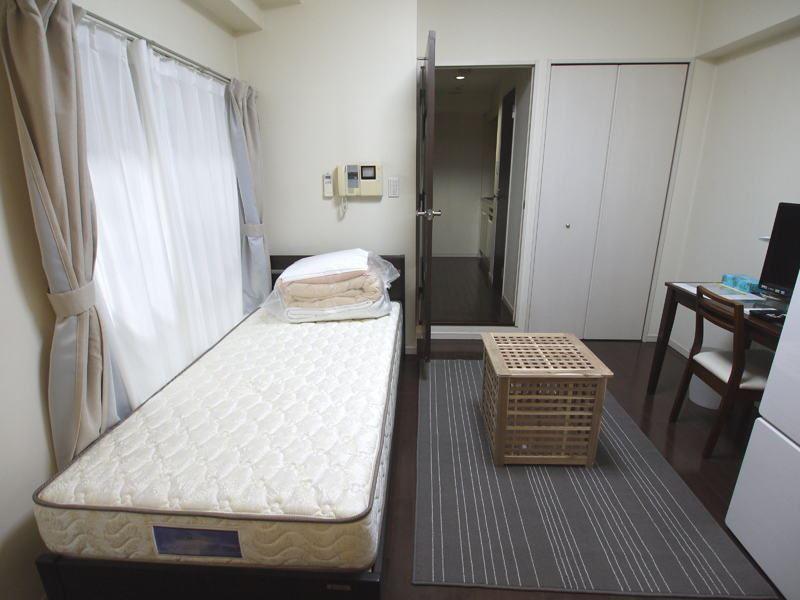Sprachaufenthalt Japan, Kyoto - Genki Japanese School Kyoto - Accommodation - Apartment1 - Schlafzimmer