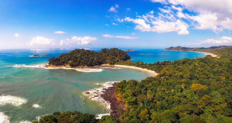 Sprachaufenthalt Costa Rica, Manuel Antonio - Bucht