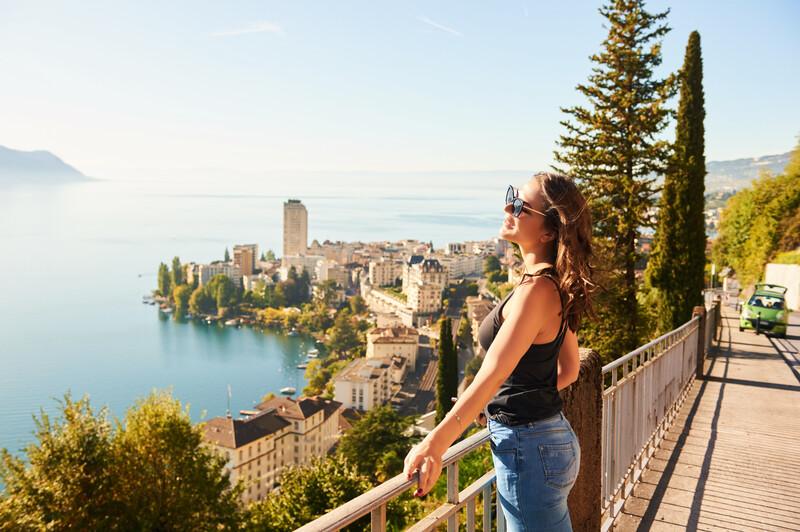 Sprachaufenthalt Schweiz, Montreux