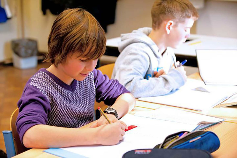 Sejour linguistique Allemagne, Heessen - Humboldt - Leçons