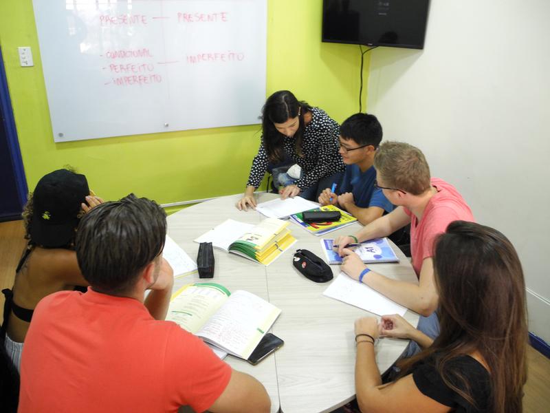 Séjour linguistique Brasilien, Rio de Janeiro - Caminhos Language Centre Rio de Janeiro - Leçon