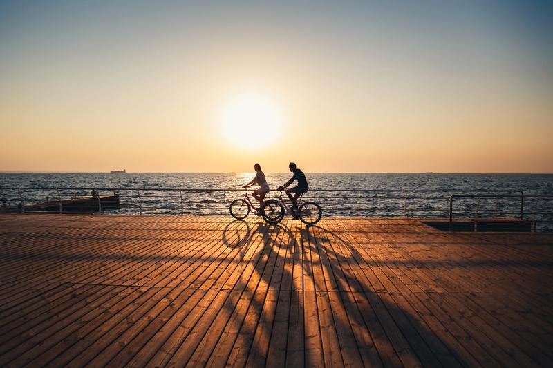 Séjour linguistique États-Unis, San Diego - Randonnée à vélo