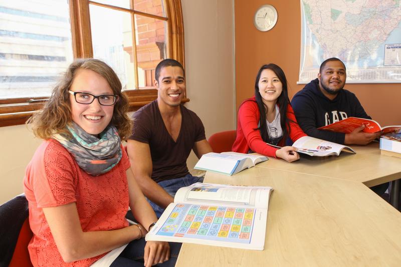 Sprachaufenthalt Südafrika, Cape Town - GHS City Centre - Lektionen
