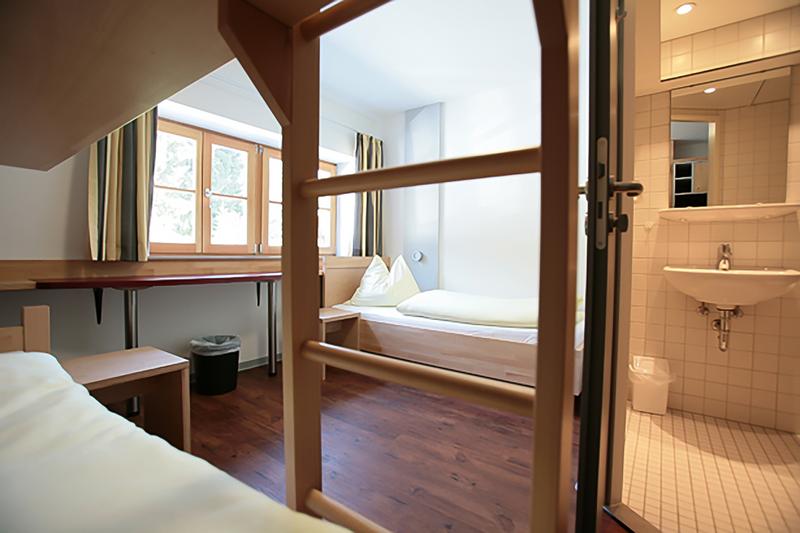 Sprachaufenthalt Deutschland, München - GLS Munich Adventure - Accommdation - Residenz - Schlafzimmer