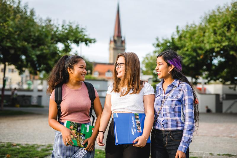 Sprachaufenthalt Deutschland, Radolfzell - Carlduisberg Centren Radolfzell - Studenten